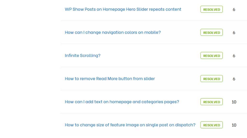 GeneratePress Premium Theme Support Forum Page
