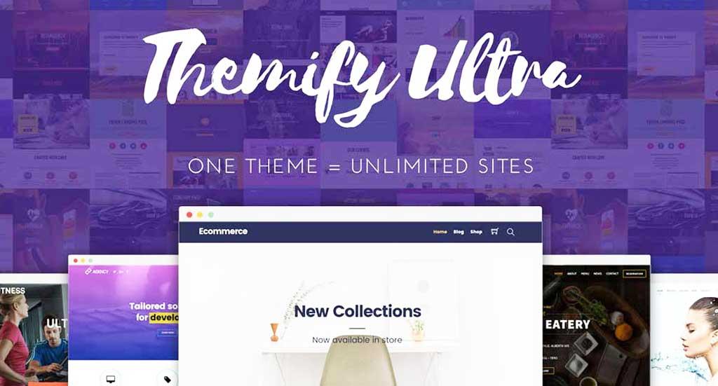 themify ultra wordpress theme review