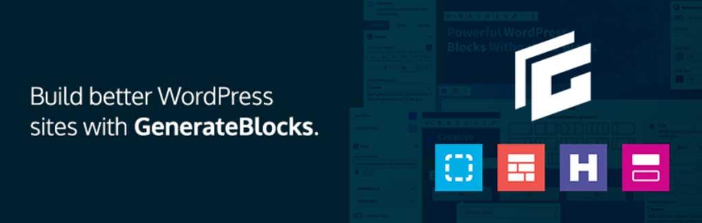 generateblocks plugin
